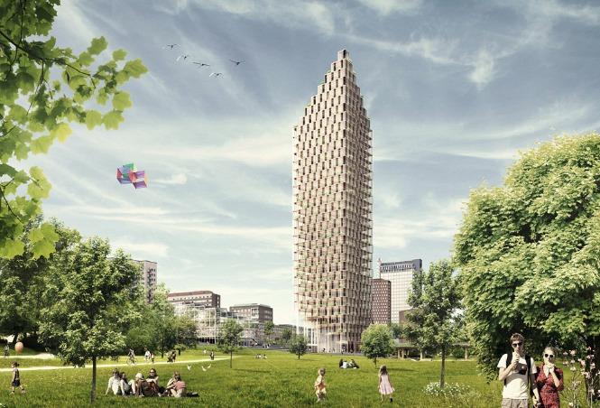 U Beču grade najviši drveni soliter na svetu