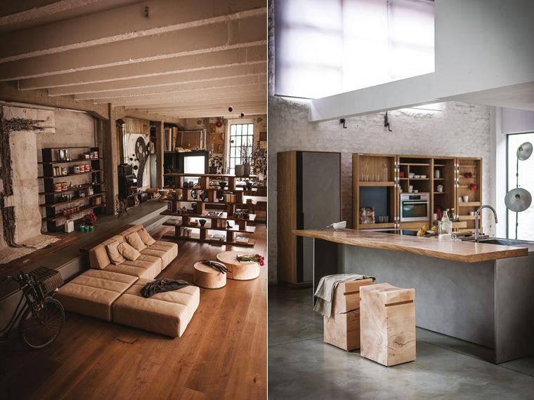 Ako vas zanima nameštaj od drveta domaćih dizajnera, pogledajte kako ...