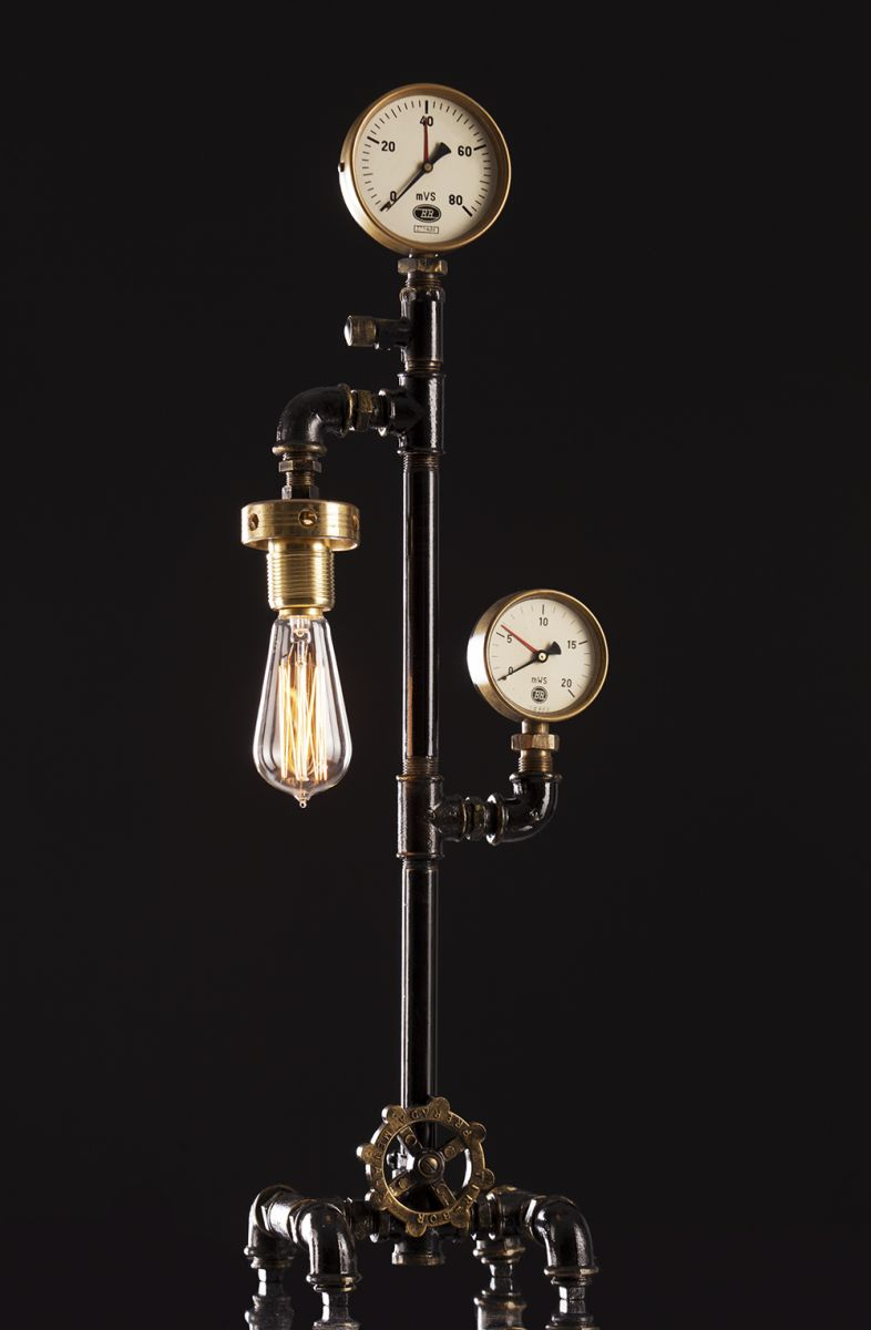 Unikatne lampe beogradske radionice Tanima art