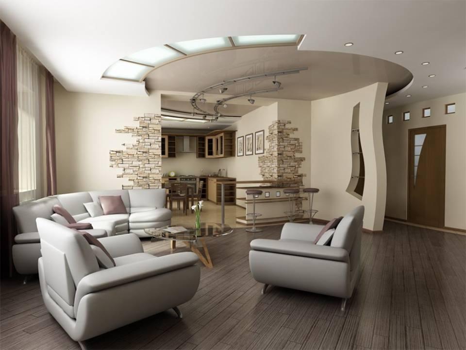 Kako do čarobne dnevne sobe uz pomoć dekorativnih plafona