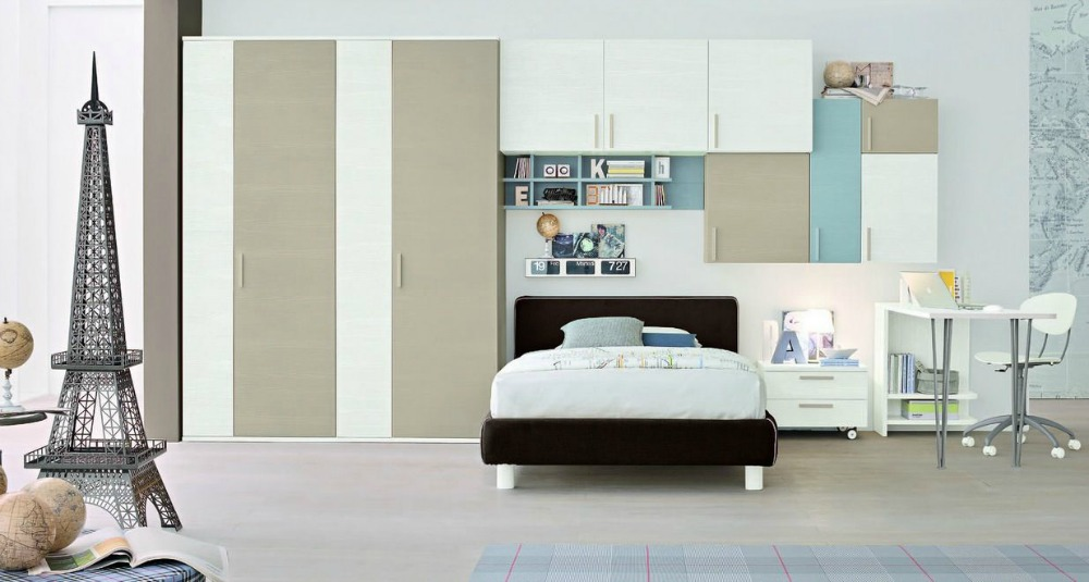 Osam ideja za de ije sobe for Childrens unisex bedroom ideas