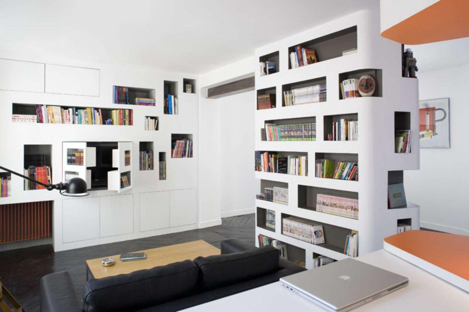 Osve ite dnevnu sobu uz mini bud et 10 ideja koje ete for Decorating ideas for living room wall niche