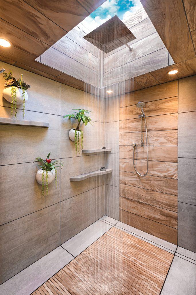 Rajsko kupatilo inspirisano ostrvom bali for Pisos en el vendrell