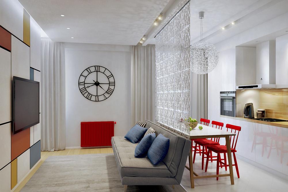 Savr eno ure eni stanovi do 50 kvadrata - Four small apartments undersquare meters ...