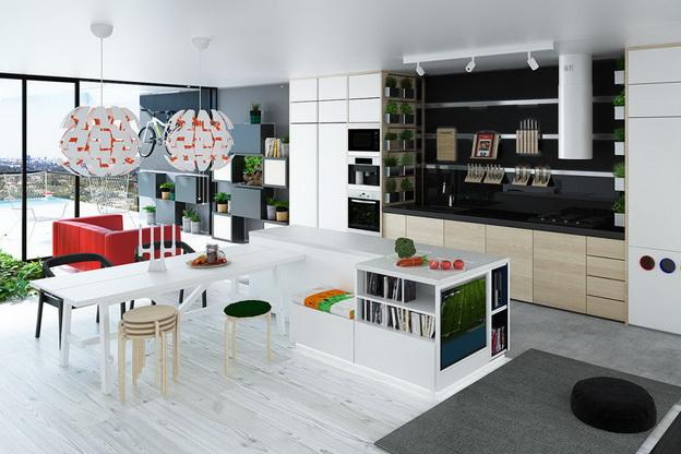 Kuće budućnosti: Pogledajte kakav nas dom očekuje 2025.