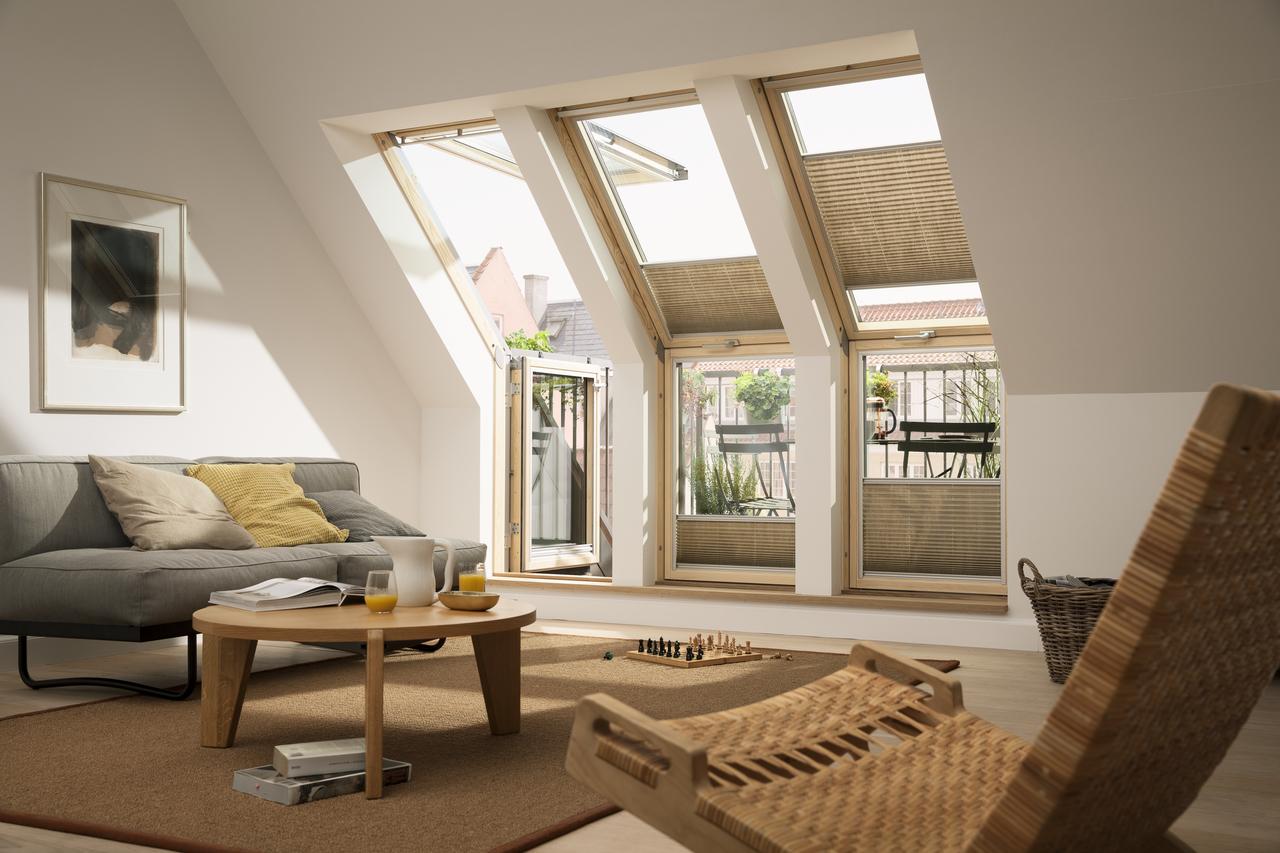 Pro irite svoj dom savr enom krovnom terasom for Sala de 9 metros quadrados