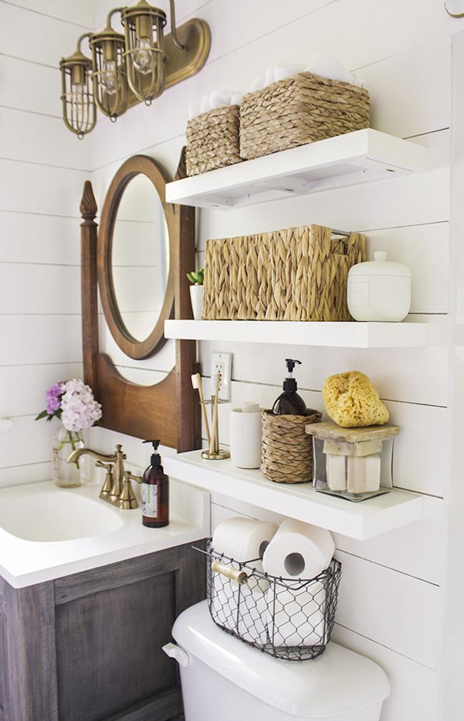 10 ideja za savr eno organizovano kupatilo for Next home bathroom storage