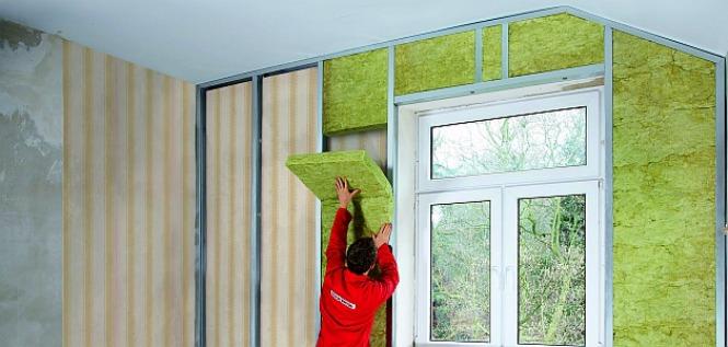 Kako da sami izolujete pregradni zid, kosi krov ili potkrovlje