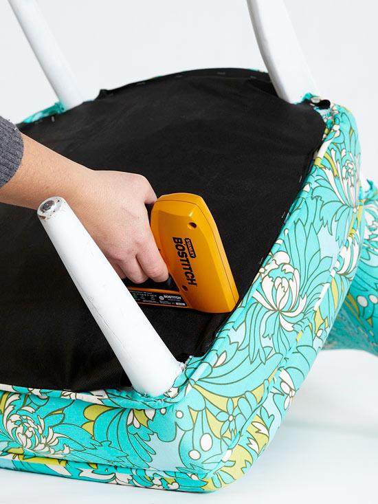 Kako da sami tapacirate stolice i fotelje