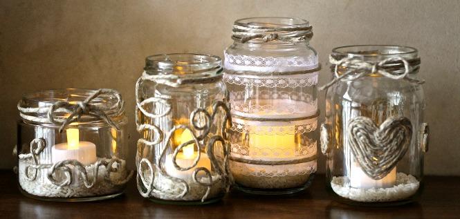 Napravite fantastične svećnjake